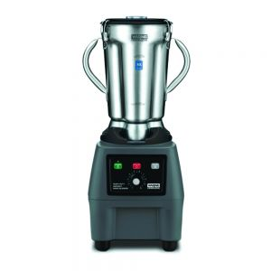 Heavy Duty Food Blender - Var Speed, 1 Gal Stainless Container