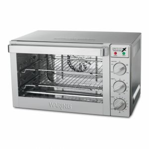 Waring WCO500X Half Size Convection Oven, 120V, 1700 Watts
