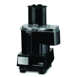 Continuous Feed Food Processor - 3.5 Qt Batch Bowl w/ Chute