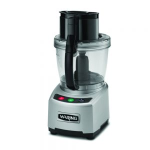 Commercial Food Processor w/ 4 Qt Batch Bowl and Feed Chute