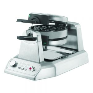 Belgian Waffle Maker - Double, Stacked