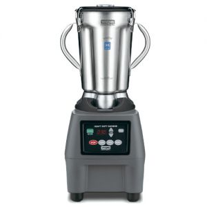 Food Blender, 1 Gallon Heavy Duty w/ Timer, Electronic Keypad