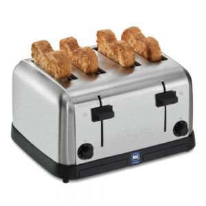 Commercial Toaster - 225 Slices/Hr, 4 Wide Slots