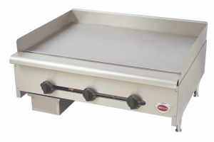 "36"" Countertop Griddle - Natural Gas"
