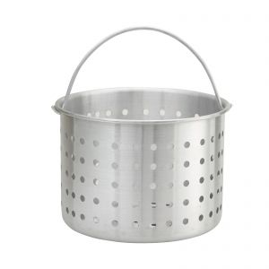Winco ALSB-20 20 Quart Steamer Basket
