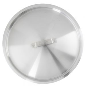 Round Cover with Handle - 16 Inch