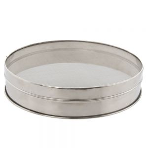 Stainless Steel Sieve - 14 Inch
