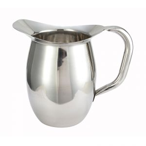 Winco WPB-3 3 qt Bell Pitcher