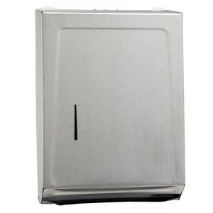 Paper Towel Dispenser - Stainless Steel
