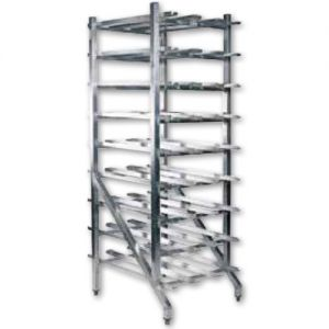 Can Rack, Full Size, 162 Can Capacity, NSF