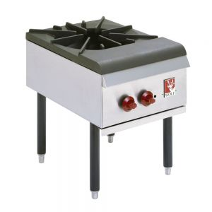 Stock Pot Range, 1 Burner, Gas