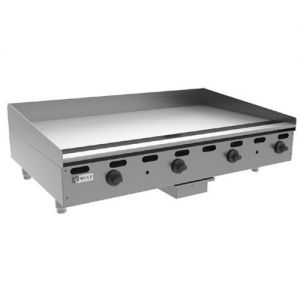 Heavy Duty Gas Griddle, 48 Inch