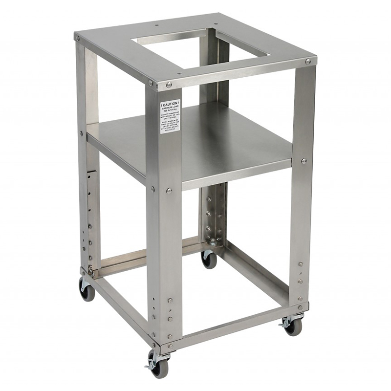 Detecto Rolling Bench Scale Cart, 20 x 18 Platform