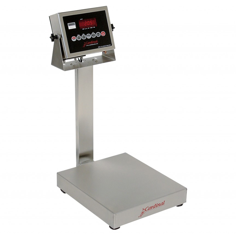 Detecto Digital Bench Style Scale with 205 Indicator - 150 lb. Capacity