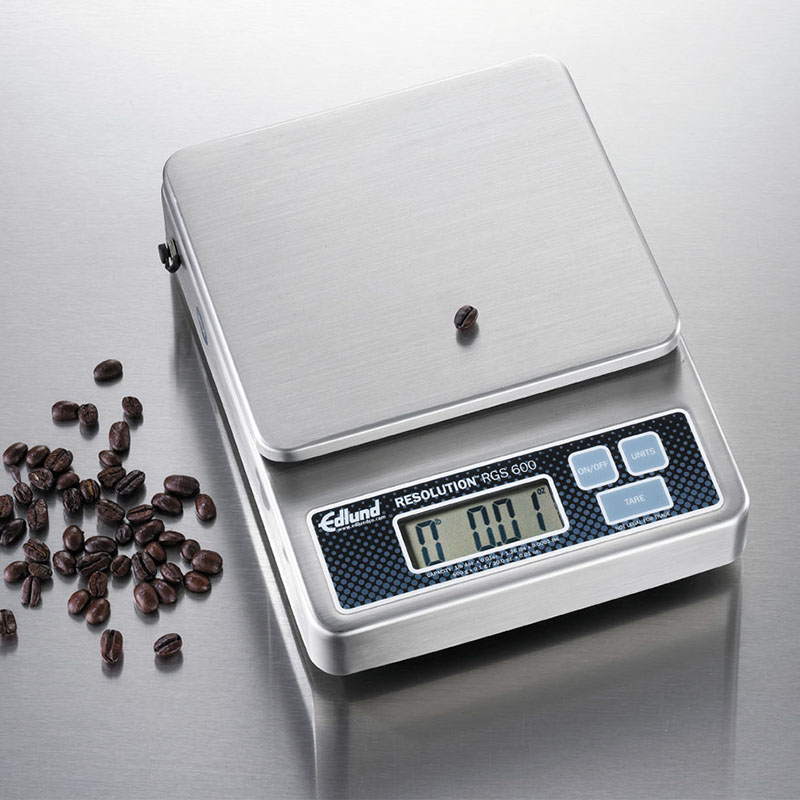 Edlund 600 g Resolution Electronic Gram Scale