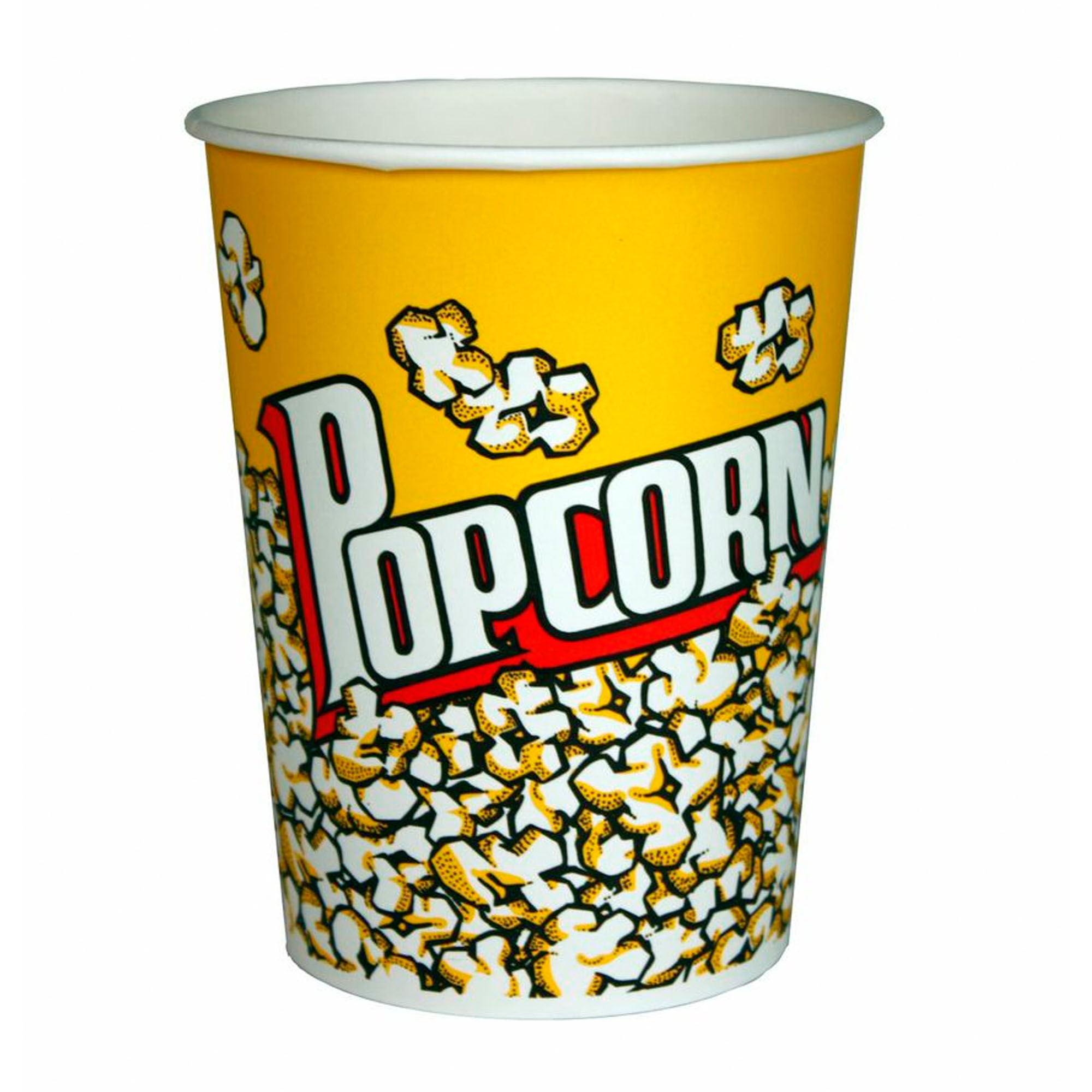 Paragon 130 oz Popcorn Bucket - Case
