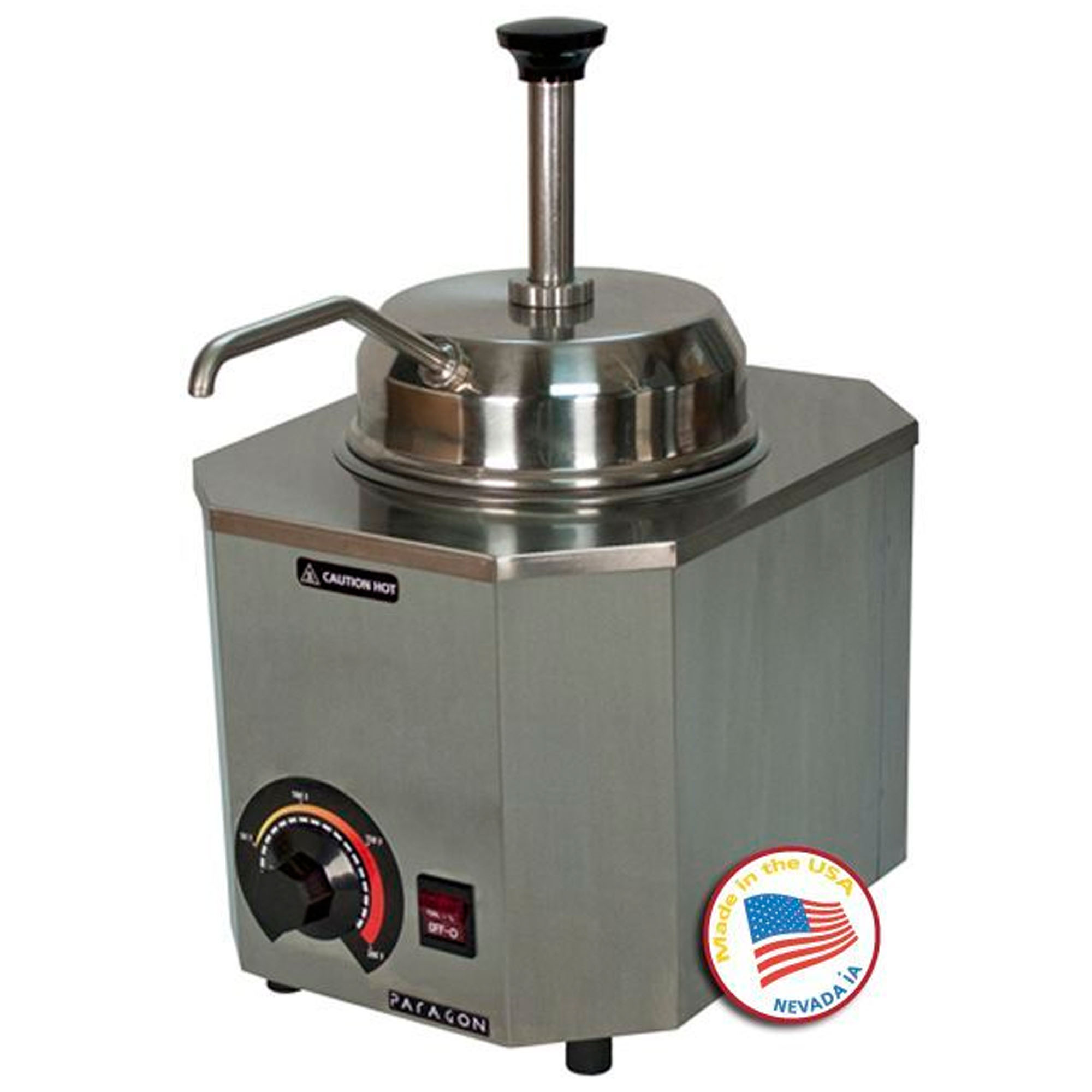 Click here for Paragon Pro-Deluxe Warmer with Pump prices