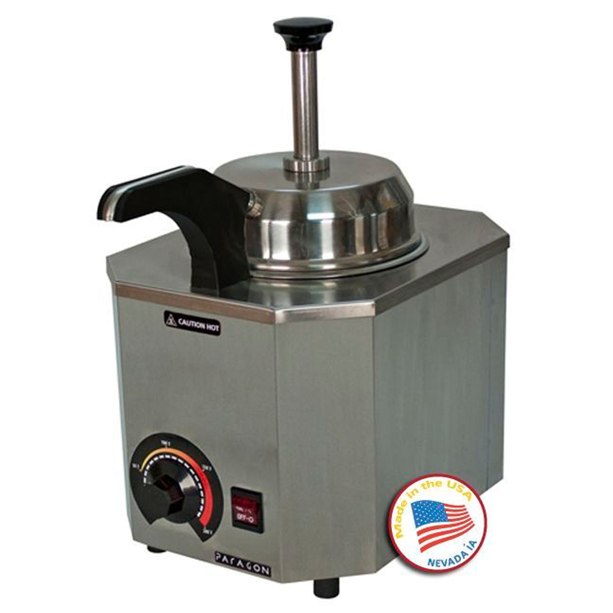 Click here for Paragon Pro-Deluxe Warmer - Frontside Heated Pump prices