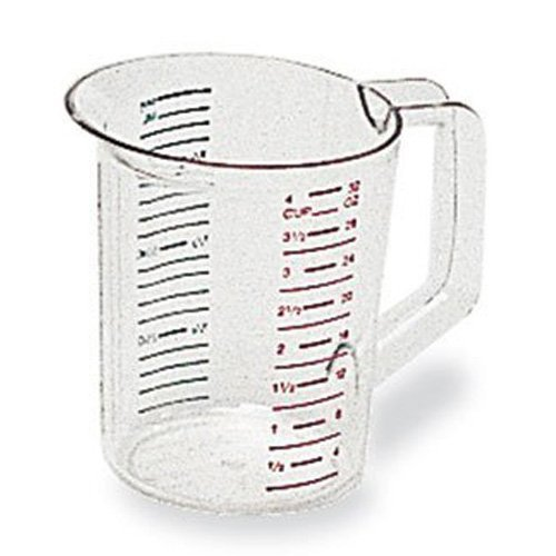 Click here for Rubbermaid Measuring Cup, 2 Quart, Clear prices