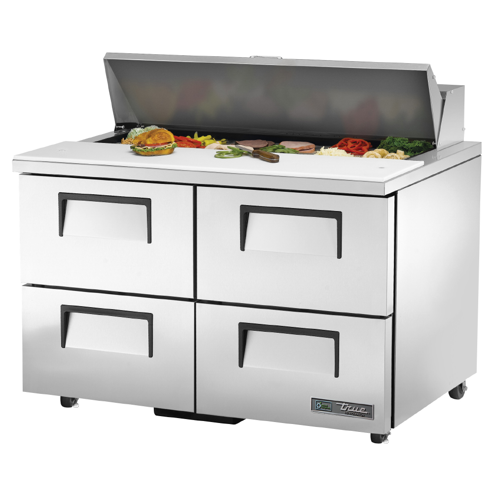 sandwich prep table coolers ue sandwich prep tables with