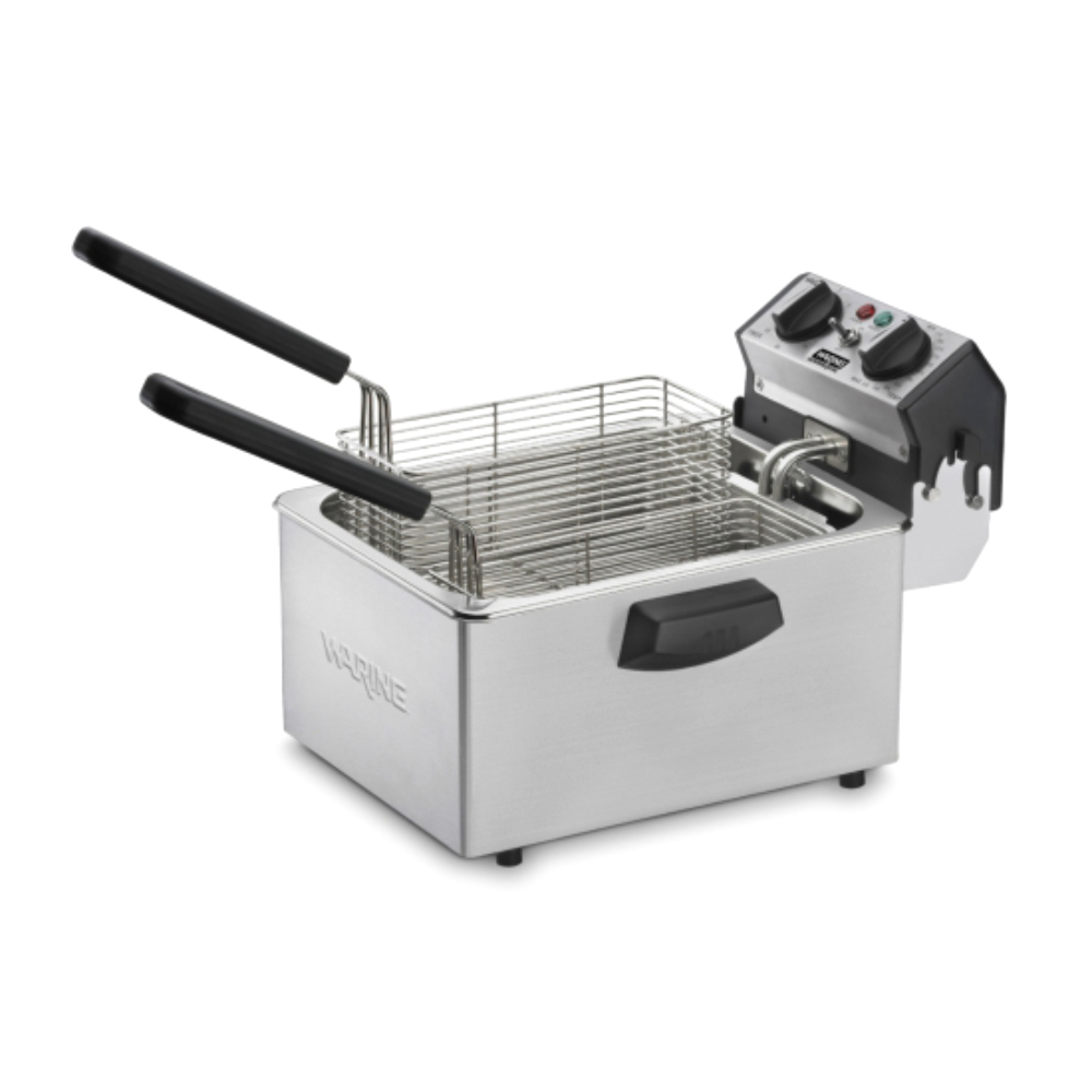 Waring Professional 8.5 Lbs Deep Fryer with