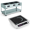 Commercial Ranges - Induction Ranges