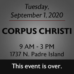 Free Knife Sharpening at the Corpus Christi store! Join us.