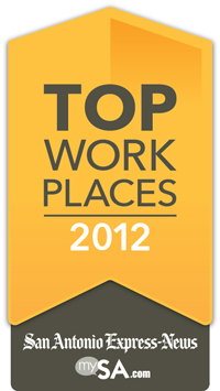 Mission Restaurant Supply named one of San Antonio's Top Workplaces 2012