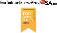 View the MySA.com article about 2010 Top Workplaces