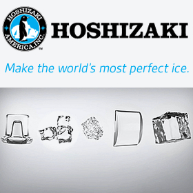 Hoshizaki. Make the world's most perfect ice with a Hoshizaki Ice Machine from MissionRS.com.