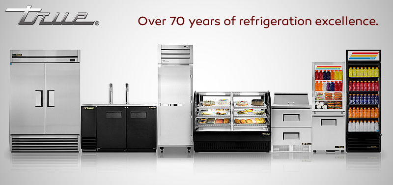 True Manufacturing. Over 70 years of refrigeration excellence. Shop great deals at MissionRS.com