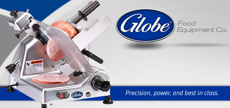 Globe Slicers. Precision, power, and best in class. Find yours now at MissionRS.com.