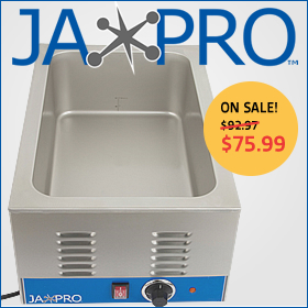 Great deal on the Jaxpro FSW11 Food Warmer now at MissionRS.com.