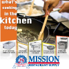 Mission Restaurant Supply Flyer (PDF) October - December 2013